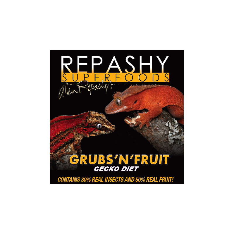 Repashy Grubs n Fruit Gecko Diet - GeckoDiet